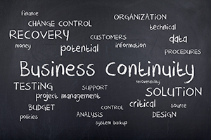Sirius Business Continuity