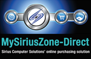 MSZ Direct, Sirius Online Purchasing Capabilities for Clients