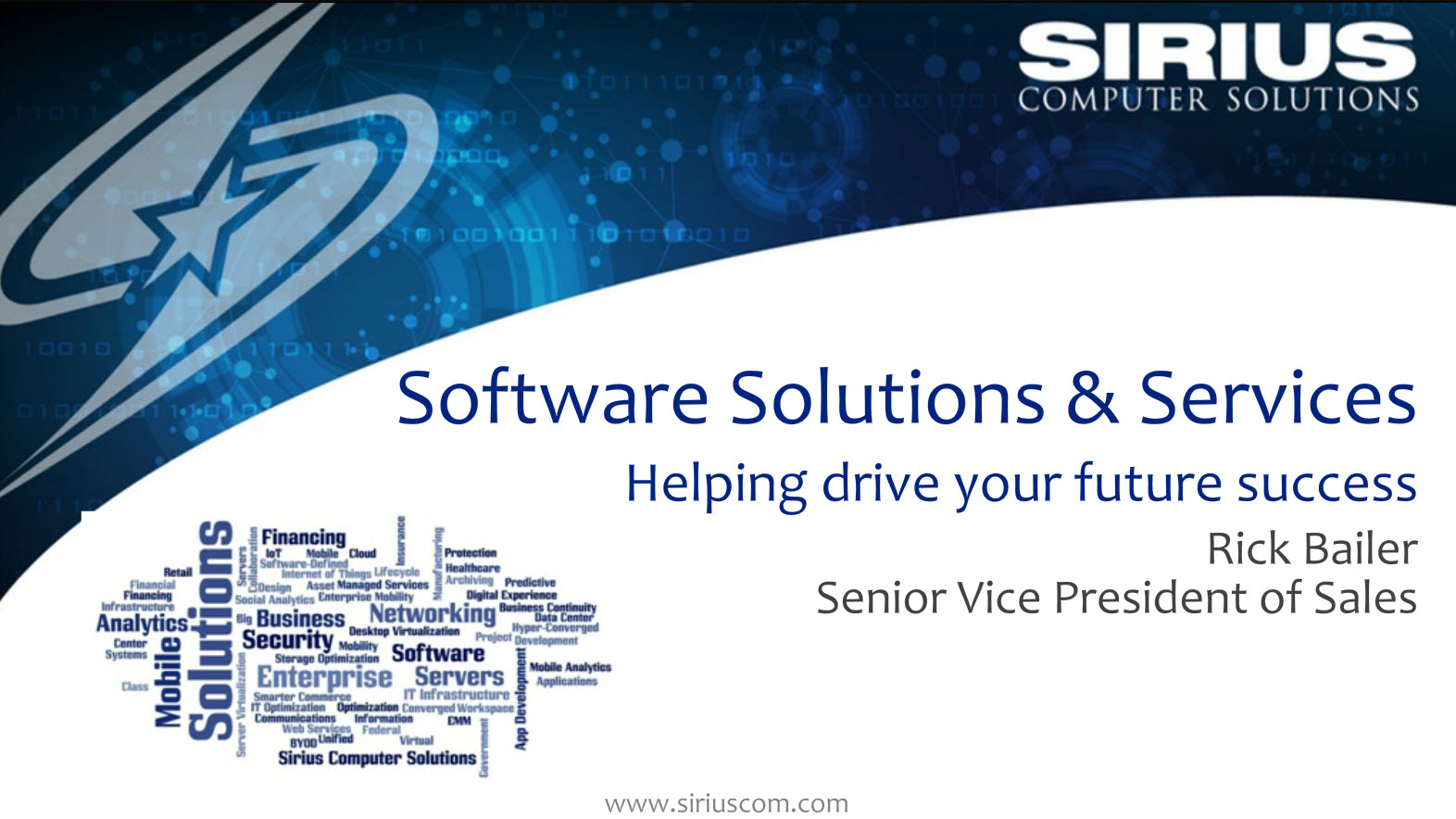 Software Solutions Archives Sirius Computer Solutions