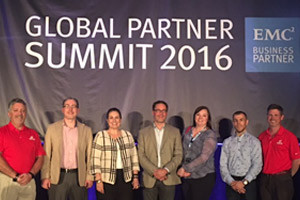 Sirius at the EMC Global Partner Summit