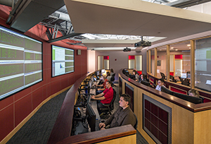 Sirius Managed Services, Command Center