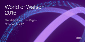 World of Watson 2016