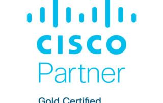 Cisco Gold Partner Logo