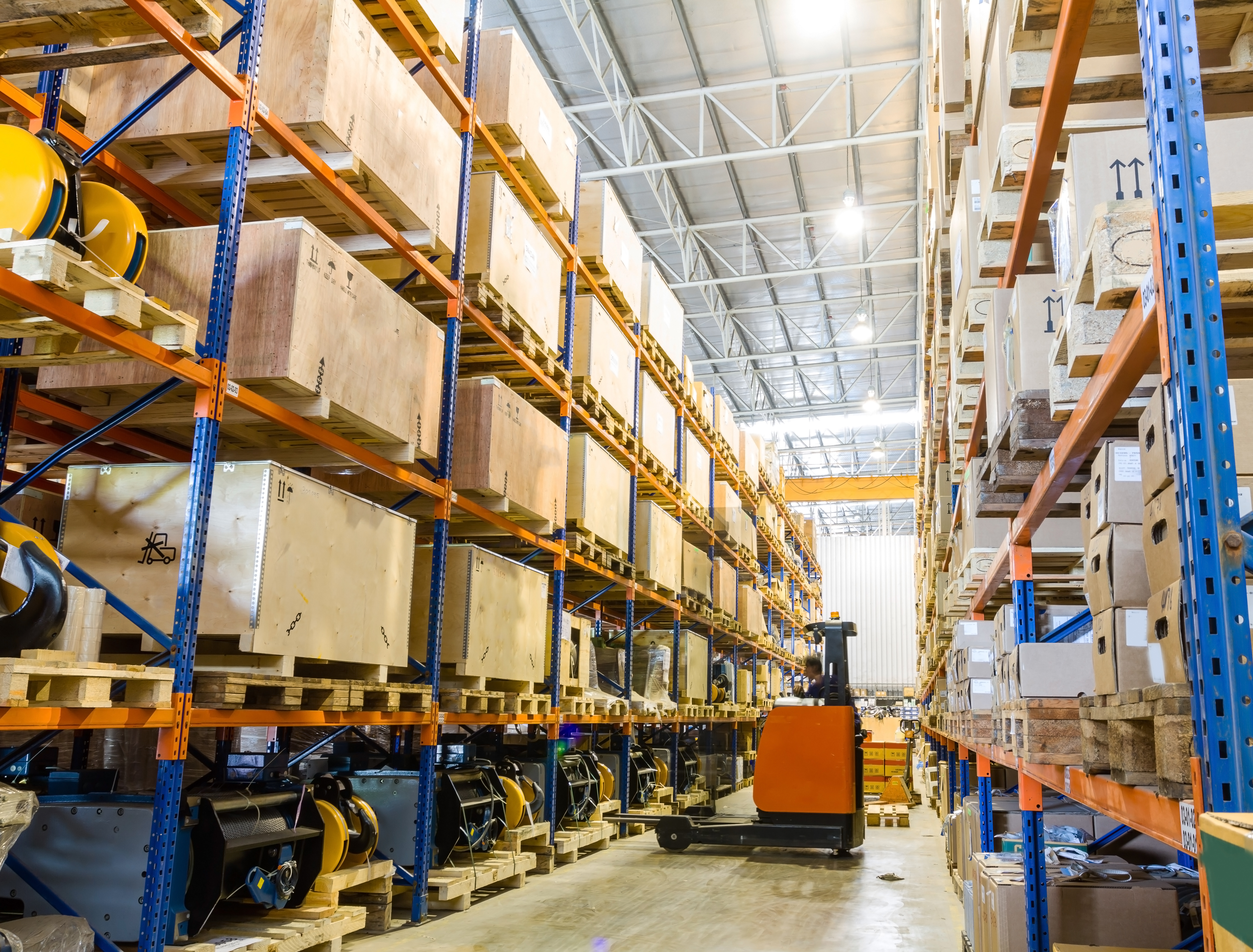 electrical supplier warehouse uses Sirius disaster recovery
