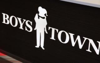 Boys Town logo for Sirius Case Study