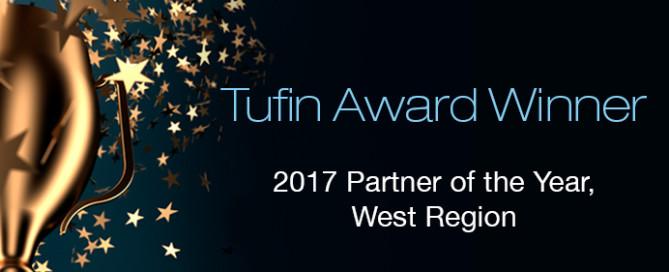Sirius Tufin Partner of the Year 2017
