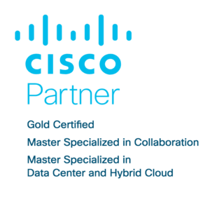 Sirius Cisco Certified Partner logo