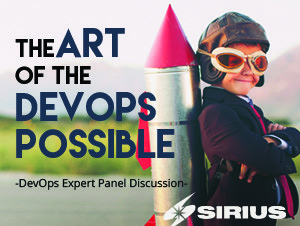 The Art of the DevOps Possible graphic