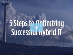 5 Steps to Successful Hybrid IT Webinar