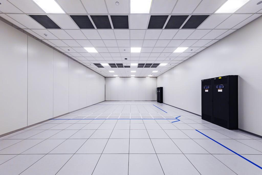Private data center client suite in Sirius Data Centers, 1,000 sq. ft.