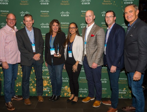 Sirius Recognized for Architectural Excellence and Outstanding Customer Satisfaction at Cisco Partner Summit 2018