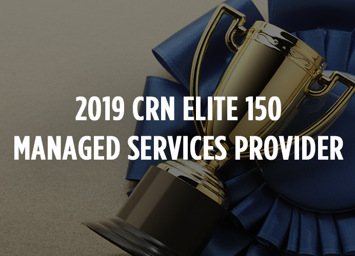 sirius named 209 CRN Elite 150 Managed Services Provider