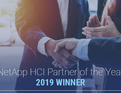 Sirius Named NetApp FY19 HCI Partner of the Year