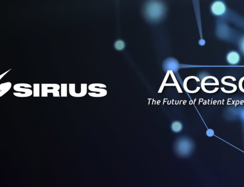 Sirius and Aceso Partner to Deliver the Patient Room of the Future
