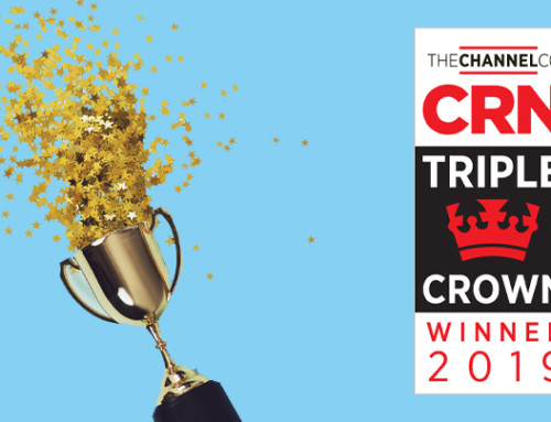Sirius Captures CRN Triple Crown Award for the Sixth Year