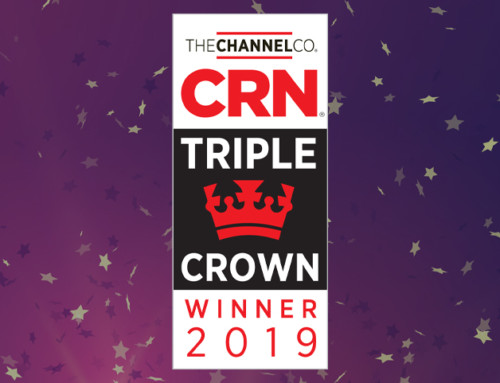 Sirius Wins CRN Triple Crown for Sixth Consecutive Year