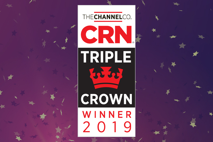 2019 CRN Triple Crown Winner Sirius