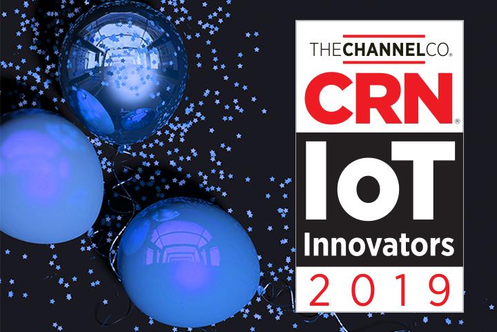 Sirius CRN IoT Innovator award