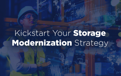 storage modernization illustration