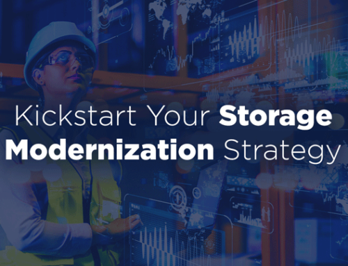 Kickstart Your Storage Modernization Strategy