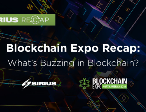 Blockchain Expo Recap: What's Buzzing in Blockchain?