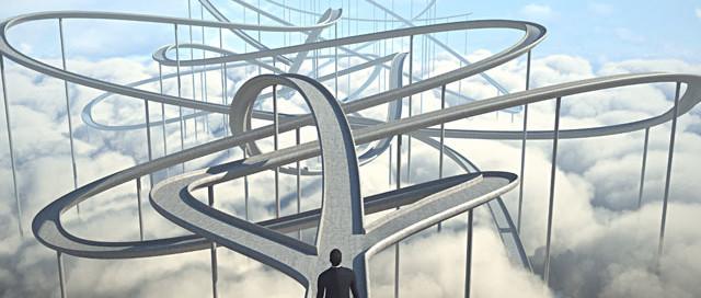 cloud solution provider selection illustration