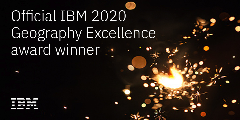 2020 IBM Think Excellence Award Winner Sirius