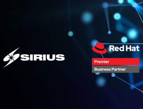 Sirius Named Red Hat Cloud Infrastructure Success Partner of the Year