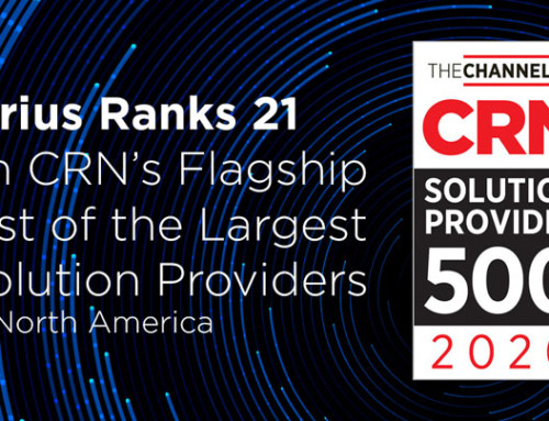 Sirius Ranks 21 on CRN's Flagship List of the Largest Solution Providers in North America