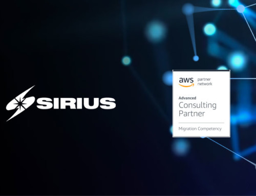 Sirius Achieves AWS Migration Competency Status