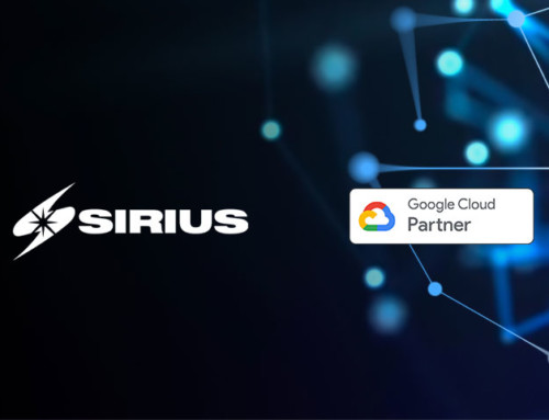Sirius Joins Google Cloud Partner Advantage Program