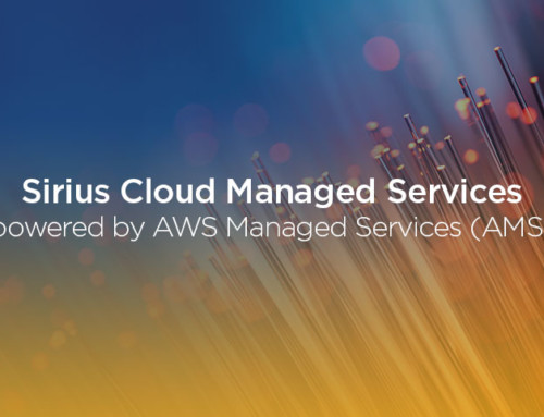 Sirius Launches AWS Managed Services to Streamline Cloud Services