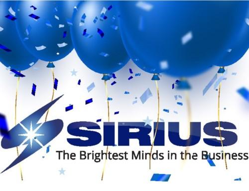 Happy 40th Anniversary, Sirius!