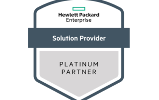 HPE Platinum Partner logo