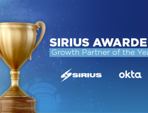 Sirius Achieves Okta Growth Partner of the Year Recognition