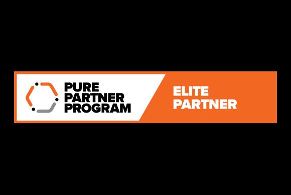PureStorage partner logo