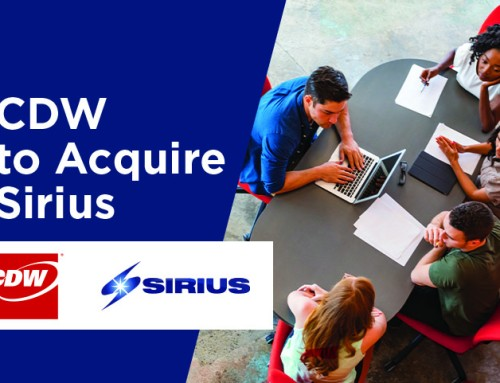 CDW to Acquire Sirius Computer Solutions for $2.5 billion