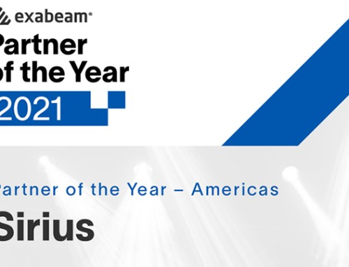 Sirius Recognized as Exabeam 2021 Partner of the Year – Americas